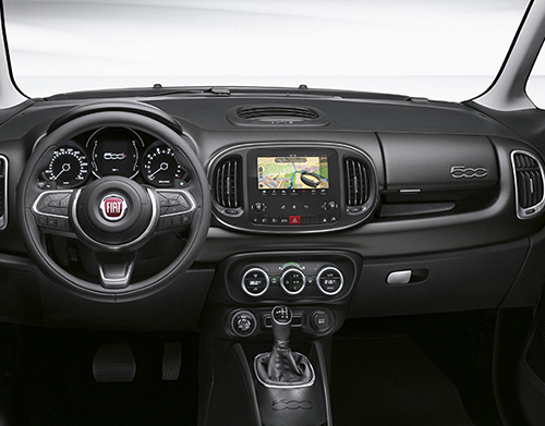 Fiat 500 l cross
